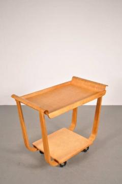 Cees Braakman 1950s PB01 Trolley by Cees Braakman for Pastoe Netherlands - 818448