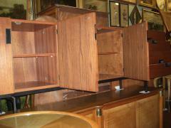 Cees Braakman Dutch Post War Design Teak Sideboard - 465556