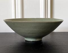 Celadon Ceramic Tea Bowl Korean Goryeo Dynasty - 1956626
