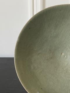 Celadon Ceramic Tea Bowl Korean Goryeo Dynasty - 1956633