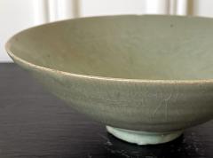 Celadon Ceramic Tea Bowl Korean Goryeo Dynasty - 1956636