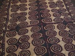 Central Asian Felt Carpet DK 38 11  - 573632