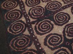 Central Asian Felt Carpet DK 38 11  - 573636