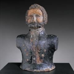 Ceramic Bust of a Mariner - 321029