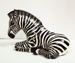 Ceramic Zebra - 1311078