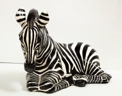 Ceramic Zebra - 1311085