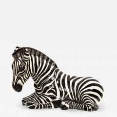Ceramic Zebra - 1338702