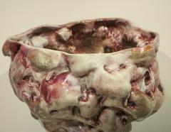 Ceramic sculpture vessel by Donna Green - 971502