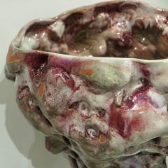 Ceramic sculpture vessel by Donna Green - 971503