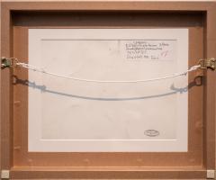 Cerb res watercolour and gouache by Henri Samouilov - 1978999
