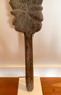 Ceremonial Ancestor Sago Scoop Papua New Guinea - 1519316
