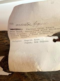 Ceremonial Ancestor Sago Scoop Papua New Guinea - 1519325