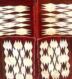 Ceremonial Cape Textile Art from Miao People - 1886848