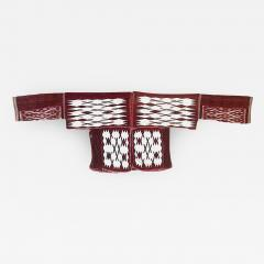 Ceremonial Cape Textile Art from Miao People - 1888292