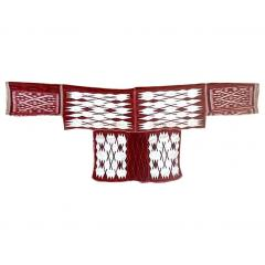 Ceremonial Cape Textile Art from Miao People - 1890002