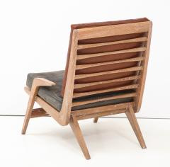 Cerused Lounge Chair - 1115735