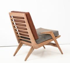 Cerused Lounge Chair - 1115740