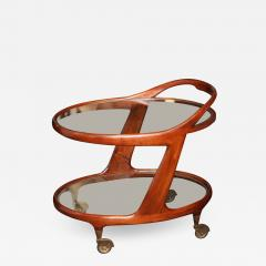 Cesare Lacca Bar Cart by Cesare Lacca made in Italy in 1950 - 469832
