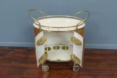 Cesare Lacca Mid Century Modern Italian Bar Cart - 2102839