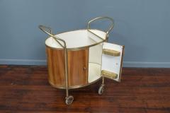 Cesare Lacca Mid Century Modern Italian Bar Cart - 2102848