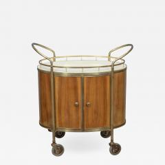 Cesare Lacca Mid Century Modern Italian Bar Cart - 2105909