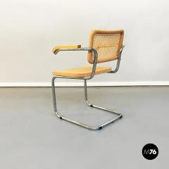 Chairs with armrests in Cesca Style 1970s - 1936031