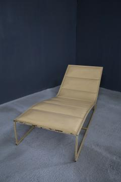 Chaise Lounge 50s French manufacture 1950  - 1065356