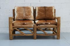 Chalet style sofa - 1508840