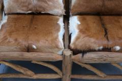 Chalet style sofa - 1508843