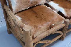 Chalet style sofa - 1508844