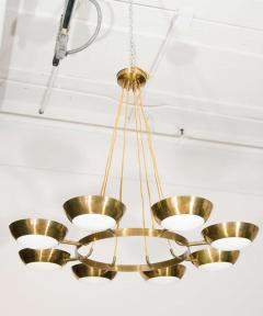 Chandelier in the Style of Gino Sarfatti for Arteluce - 907525