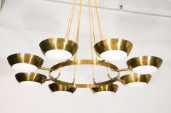 Chandelier in the Style of Gino Sarfatti for Arteluce - 907526