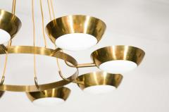 Chandelier in the Style of Gino Sarfatti for Arteluce - 907529