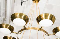 Chandelier in the Style of Gino Sarfatti for Arteluce - 907530