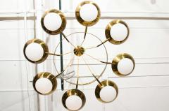 Chandelier in the Style of Gino Sarfatti for Arteluce - 907534