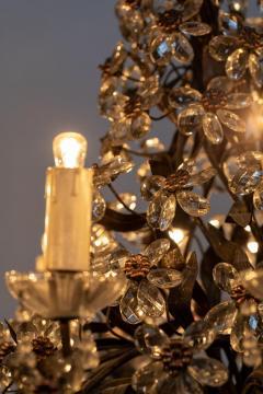 Chandelier with Crystal Pendants - 1862772
