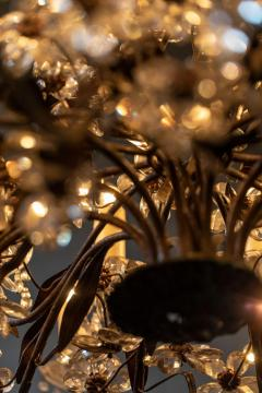 Chandelier with Crystal Pendants - 1862775