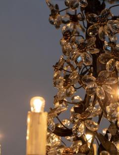Chandelier with Crystal Pendants - 1862795