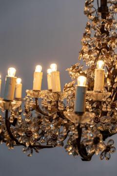 Chandelier with Crystal Pendants - 1862806