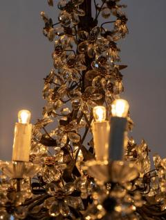 Chandelier with Crystal Pendants - 1862814
