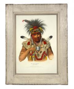 Charles Bird King Ne Sou A Quoit A Fox Chief - 781402