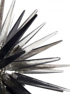 Charles Burnand Murano Glass Sputnik Shard Chandelier - 1487807