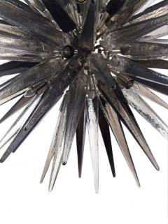 Charles Burnand Murano Glass Sputnik Shard Chandelier - 1487809