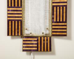 Charles Burnand Ultra Violet Wall Sconce - 1265494
