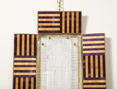 Charles Burnand Ultra Violet Wall Sconce - 1265498