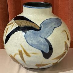 Charles Catteau Boch Freres Charles Catteau Animal Stoneware Art Deco Goose Rare - 1807010
