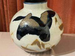 Charles Catteau Boch Freres Charles Catteau Animal Stoneware Art Deco Goose Rare - 1807011