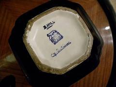Charles Catteau La Louviere Hexagon Vase - 127456
