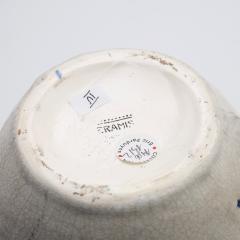 Charles Catteau Pair of Vase Aux Hirondelles by Charles Catteau for Bock Keramis Vases - 813046