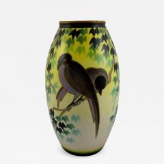 Charles Catteau Rare Boch Freres Keramis Vase by Charles Catteau - 632232
